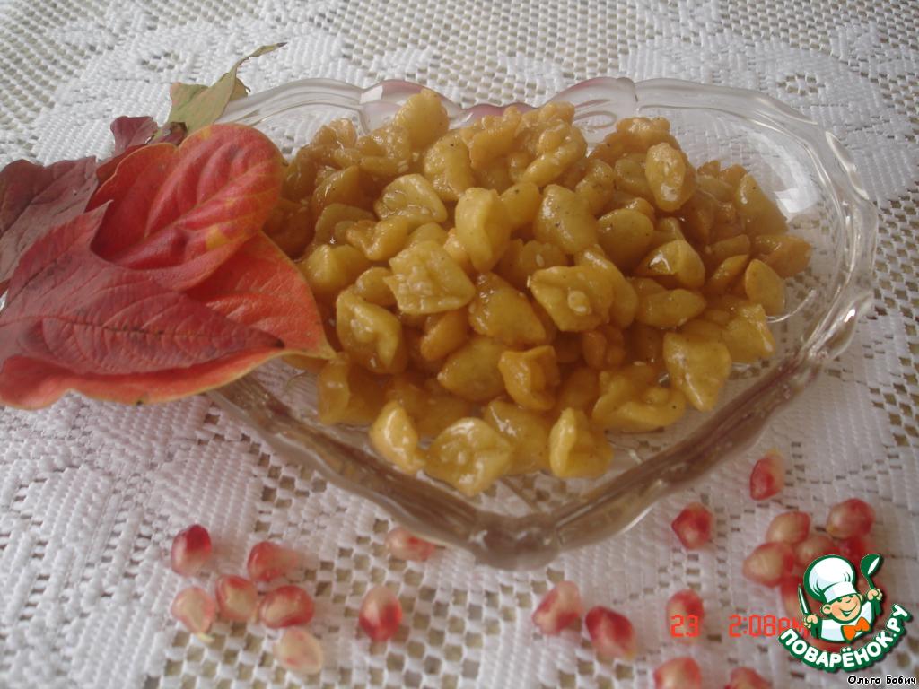 Арабские сладости
