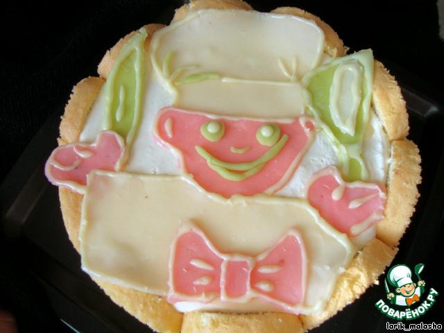"""Праздничный торт """"Воздушный Поваренок"""""""