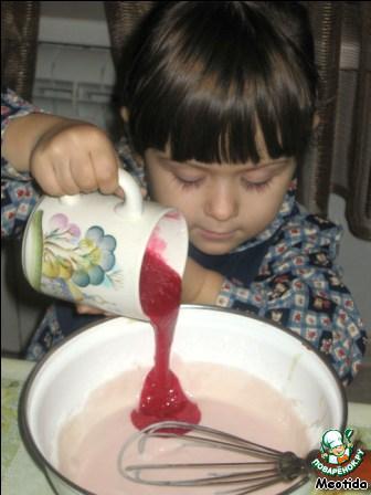 Торт-рулет Сладкая хлопушка
