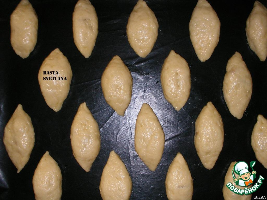 Постное греческое печенье