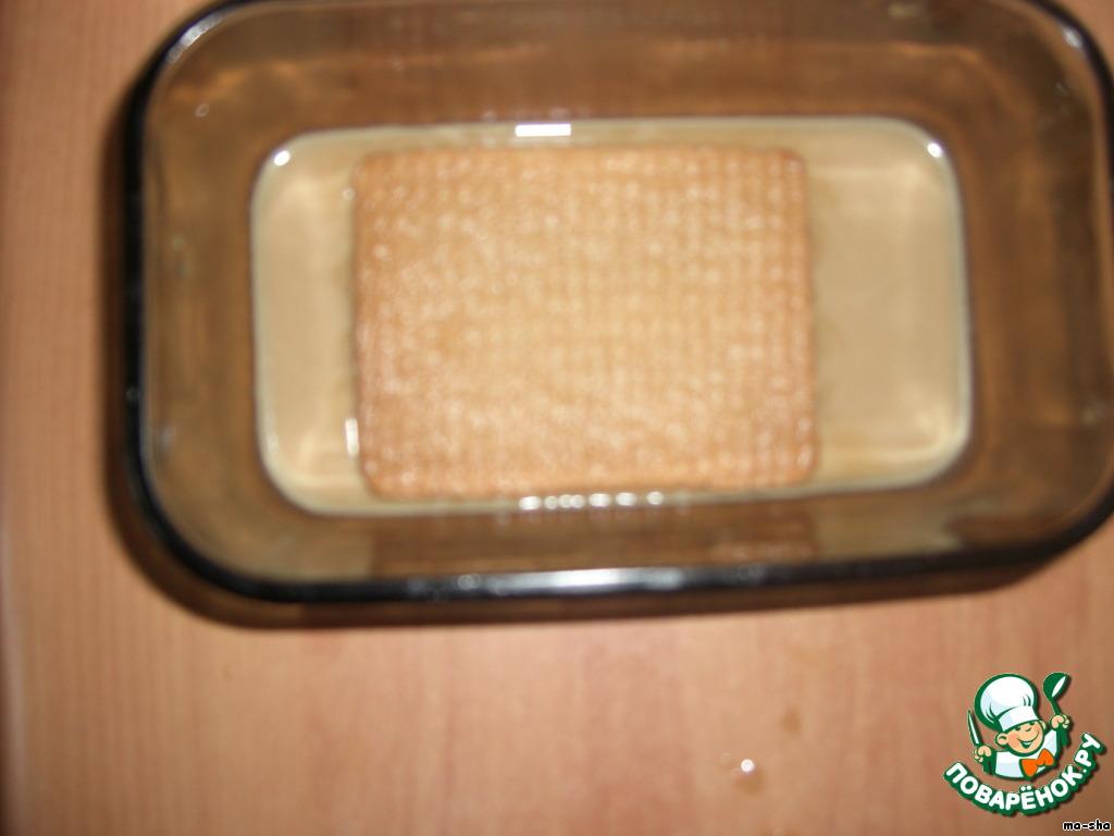 Тортик Сливочный кофе