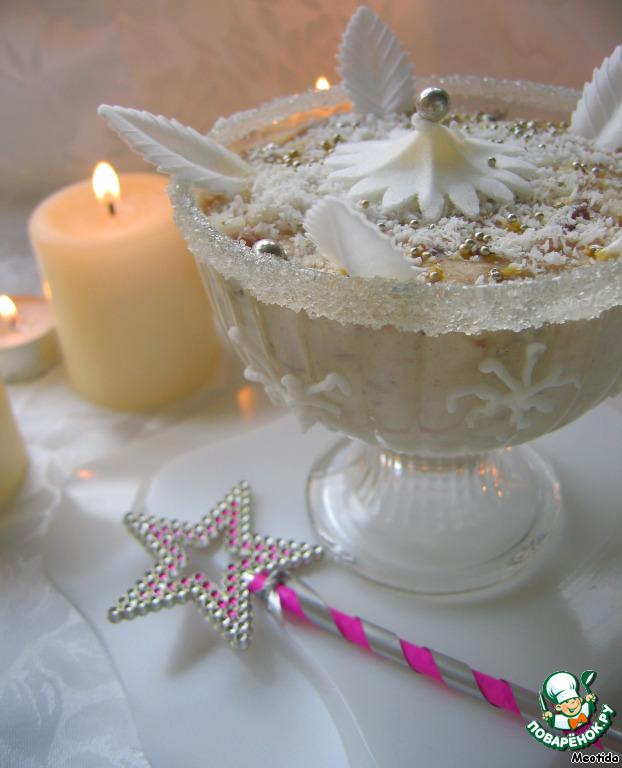 """Десерт от Крестной феи """"Волшебство в каждой ложке"""""""