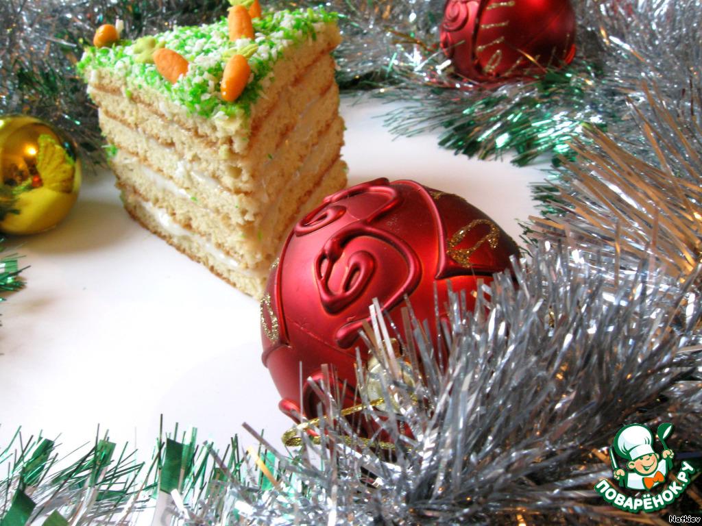Торт Для зайки