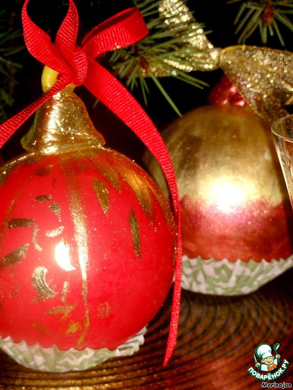 "Deserts ""Ziemassvētku balles"""