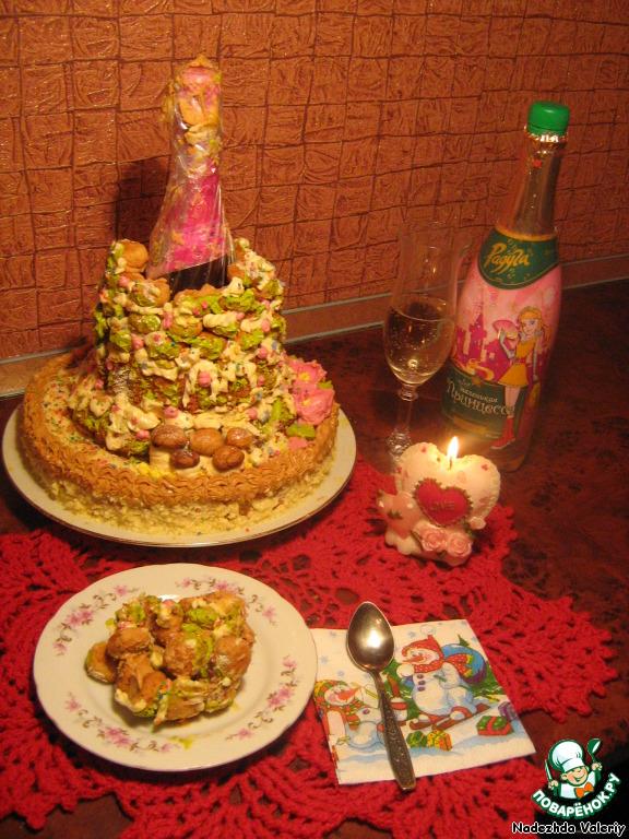 Торт Да здравствует сюрприз!