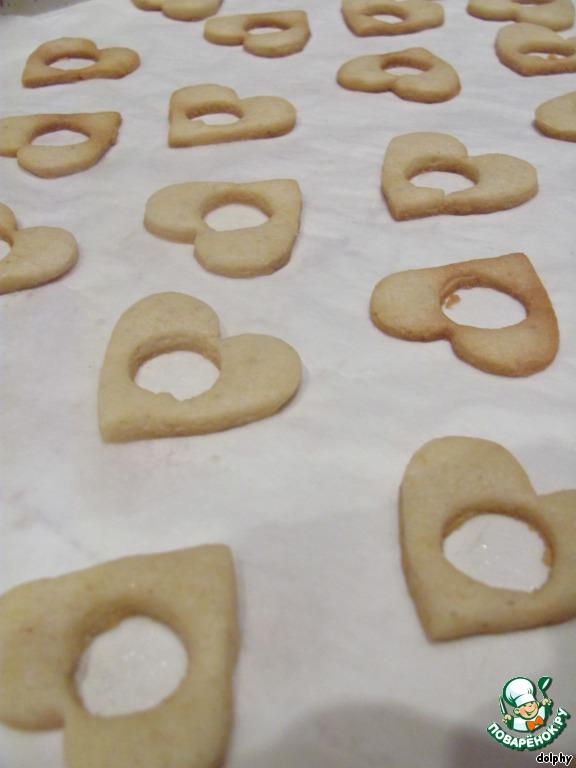 Печенье с маршмеллоу