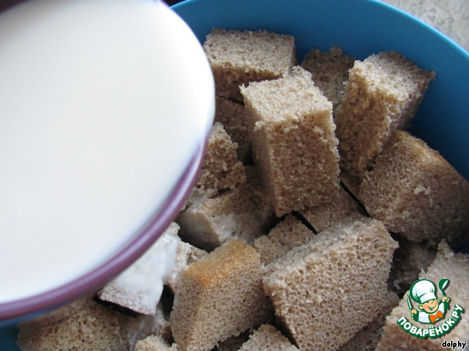 рецепт хлеб с печенью