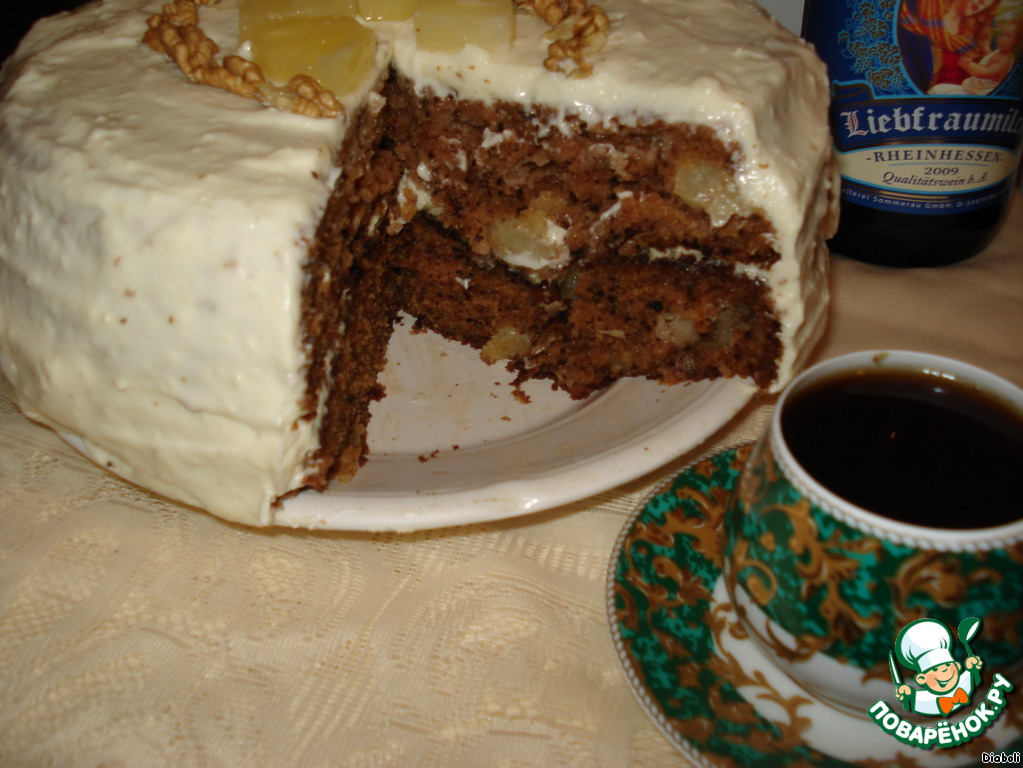 Торт Восхищение