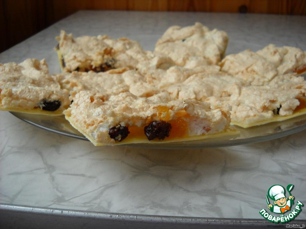 Афганское печенье