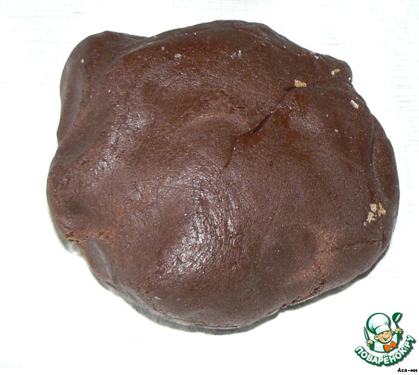 Шоколадные конфеты с мятой