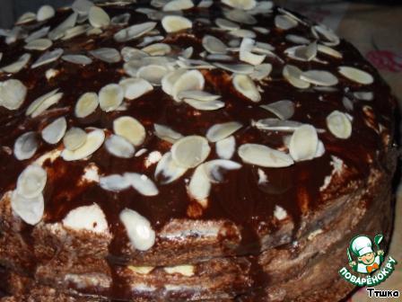 Торт Фруктовая рапсодия