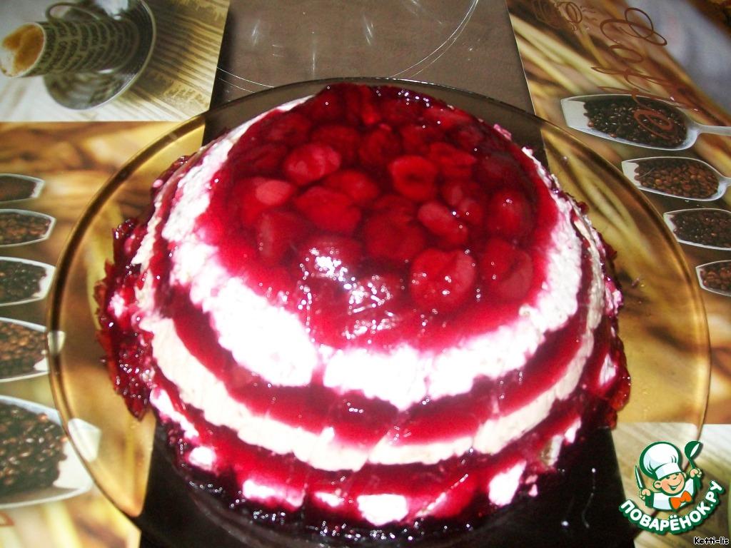 Творожок вишнево-шоколадный Эммануэль