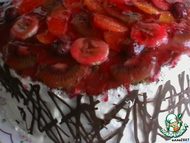 Торт Пьяный Кучма