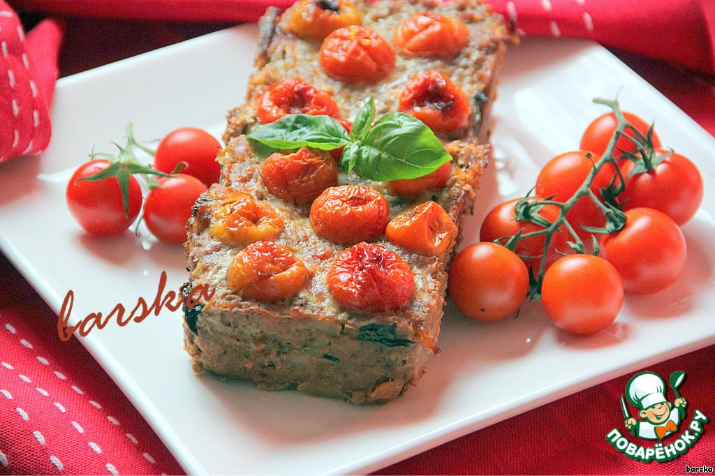 """А-ля террин  """"Летняя Италия"""" – кулинарный рецепт"""