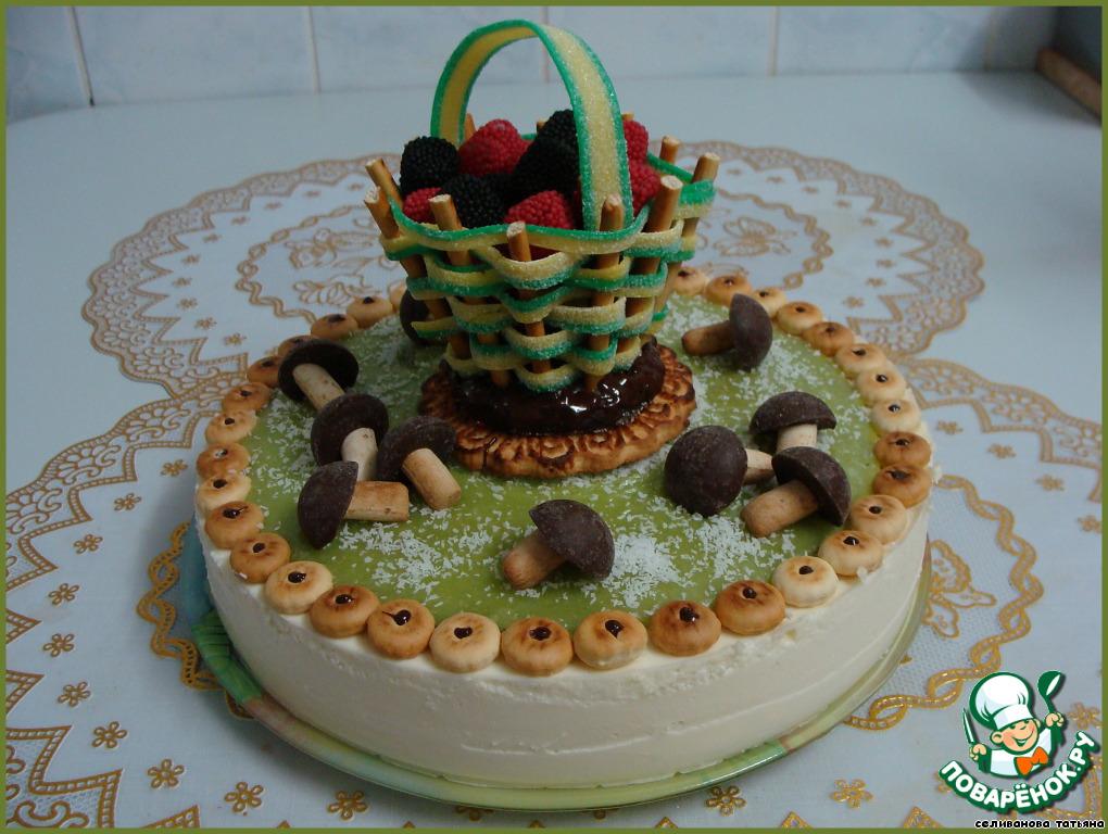 Торт Дары природы
