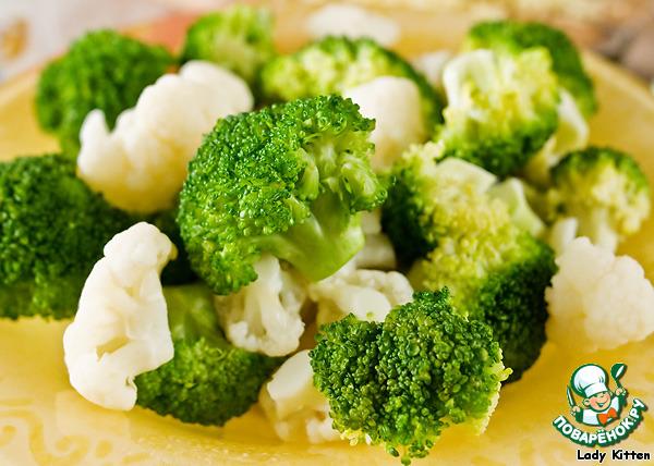 Рецепт приготовления из цветной капусты и брокколи роллы 100 рецепты приготовления