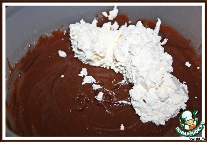 Шоколадное суфле