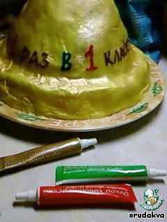 Торт Первый звонок