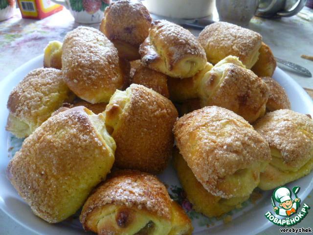 Печенье Банановые пальчики