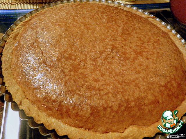 """Торт """"Сантьяго"""""""
