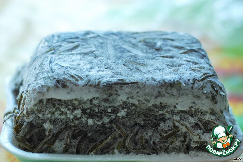 как готовить замороженную морскую капусту
