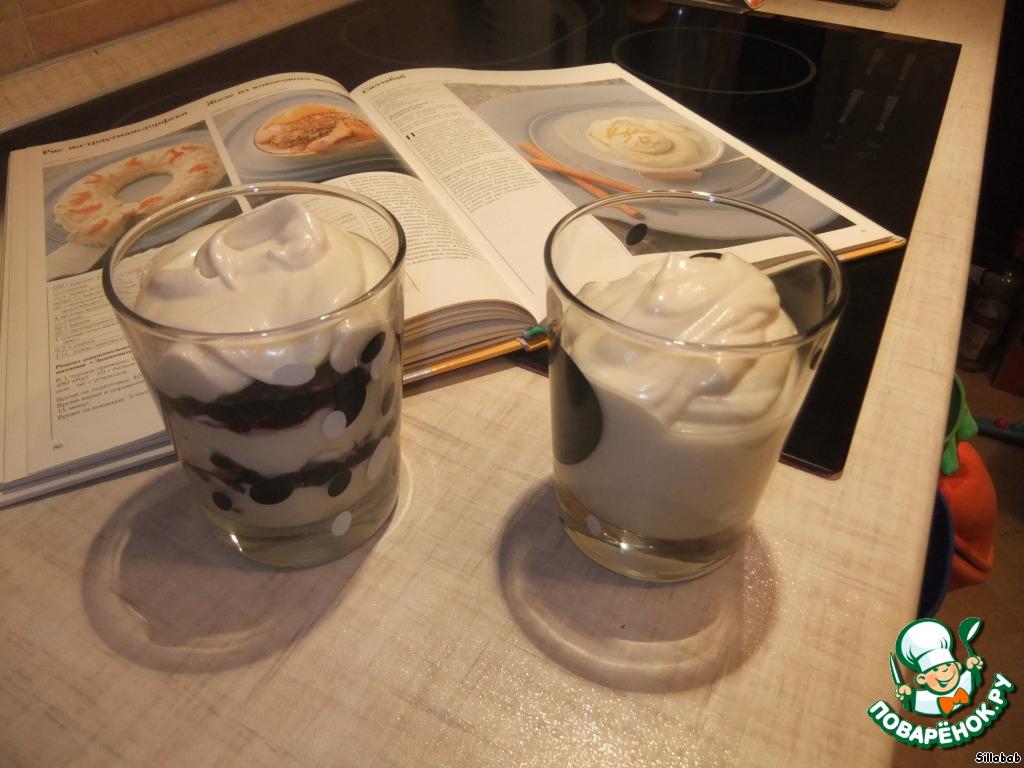 Десерт Силлабаб