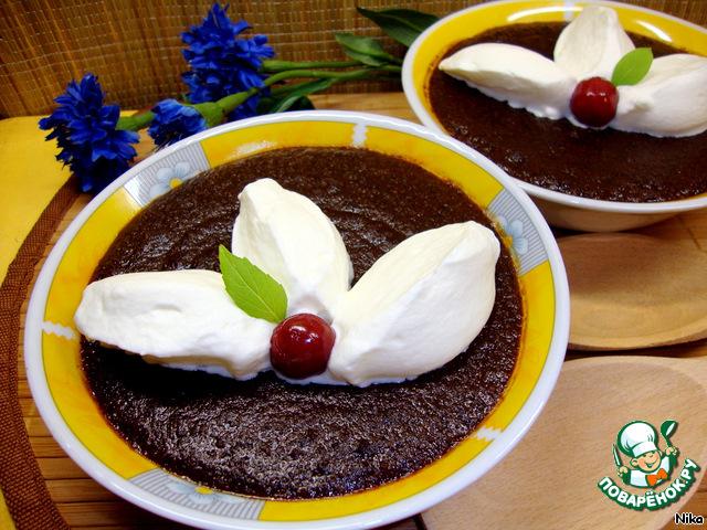 рецепт вкусного десерта хлебного супа