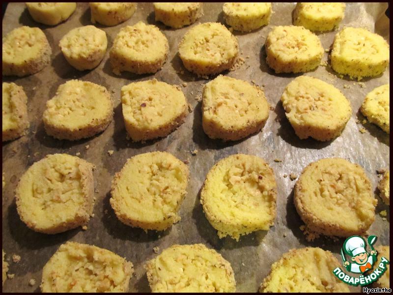 Печенье Ореховые талеры