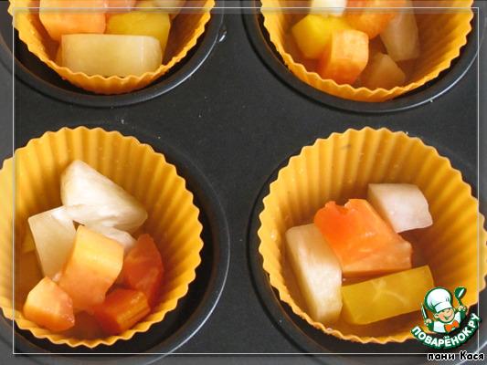 Желейный десерт «Витаминка»