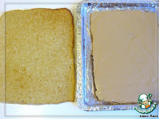 """Торт ореховый """"3 орешка для... """""""
