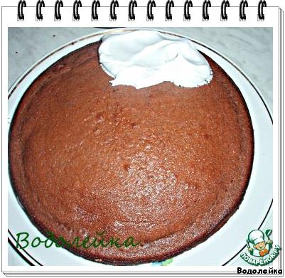 Торт Шоколадная фантазия