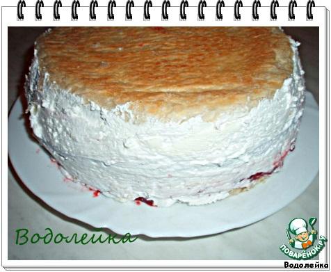 Торт Двойное удовольствие