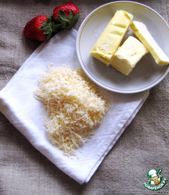 Овсяные кранчи с сыром