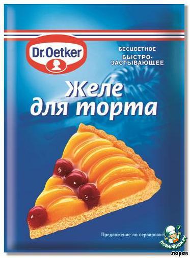 Пирог со свежими фруктами и овсяными хлопьями