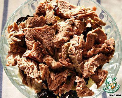 княжеский салат рецепт