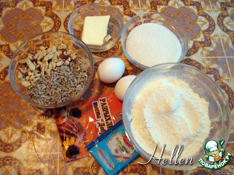 Печенье Семорешки