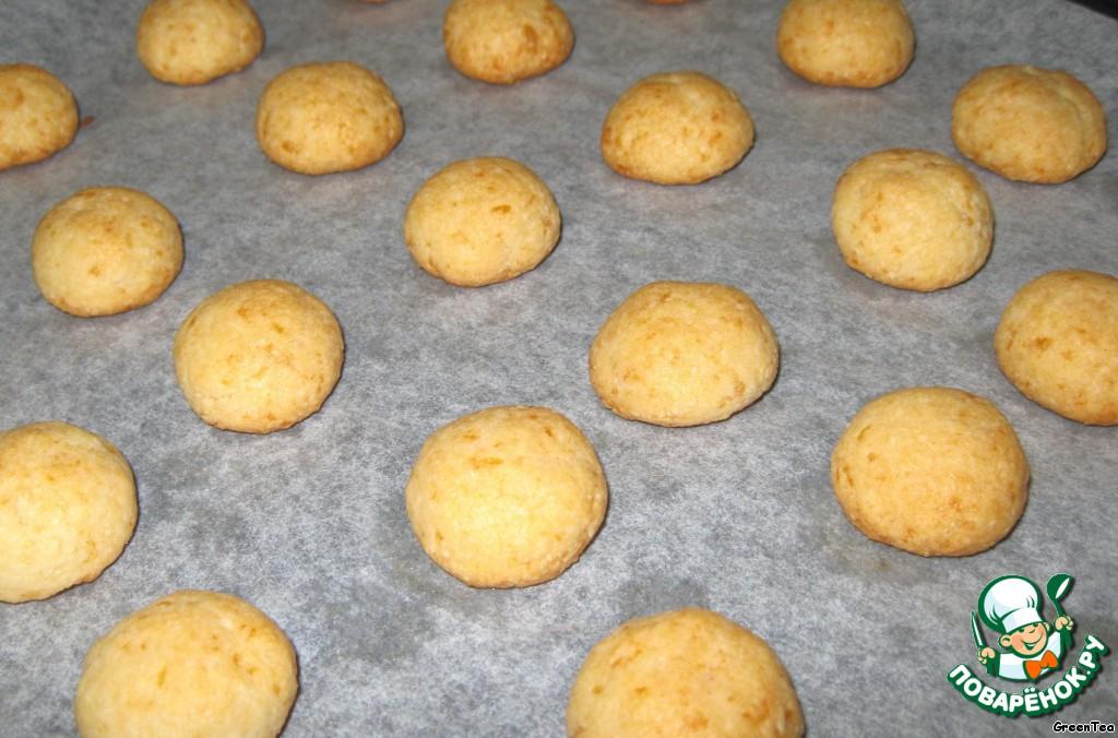 Соленое печенье Поцелуй дамы