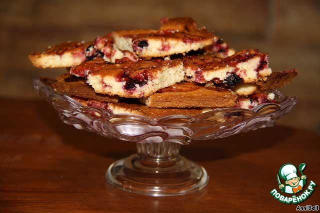 Пирог-печенье