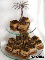 """Пирожное  кокосовое """"Техасские куколки"""" – кулинарный рецепт"""
