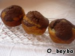 Кексы с грушей ингредиенты