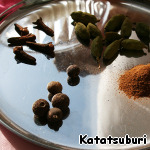 Зеленая масала – кулинарный рецепт