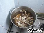 Суп-пюре со вкусом грибных чипсов ингредиенты