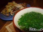 Нудель – немецкий суп-лапша