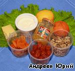 """Салат """"Танечка"""" ингредиенты"""