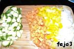Мясные рулетики в томатном соусе с овощами – кулинарный рецепт