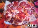 Мини-булочки с фисташками ингредиенты