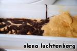 Карамельное мороженое с шоколадными прослойками 7