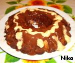 Кекс с  приятным вкусом черной смородины ингредиенты