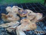 Шашлык из курицы Три маринада ингредиенты