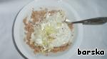 """""""Нежность""""-рулет из слоeного теста с очень нежной оригинальной начинкой – кулинарный рецепт"""